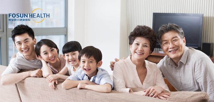 复星联合家家保家庭医疗保险